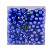 Set 3 buchetele globuri, albastre