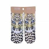 Sosete, Tally weijl, dama, imprimeu leopard