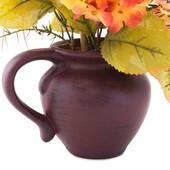 Vaza cu flori artificiale