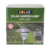 Lampa solara pentru gradina