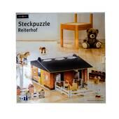 Puzzle 3D, Ideen Welt, din carton