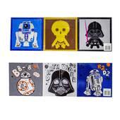 Set trei tablouri cu roboti