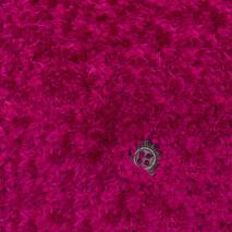 Covor dreptunghiular, Tom Tailor, ciclam, cu fir, 85x155 cm