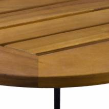 Masa rotunda pentru exterior