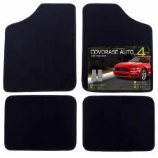 Covorase pentru masina, Hyundai I30, textil, negru