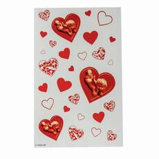 Stickere, inimioare si ingerasi