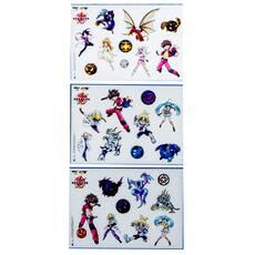 Set de stickere cu personajele tale prefate din Disney Minnie Mouse!  Pachetul contine: - 1x sablon cu stickere  Dimensiuni produs: 10 x 22 cm Varsta recomandata: 3 ani +