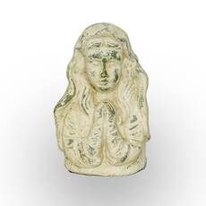 Statueta, Maica Domnului