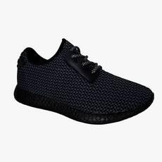 Pantofi sport Jumex, gri-negru