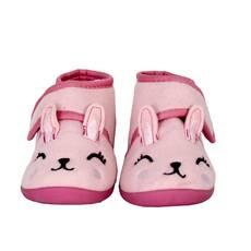 Papuci de interior pentru copii, roz