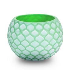 Suport pentru candela, verde