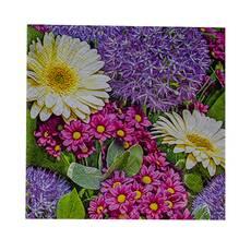 Servetele da masa, cu flori