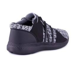 Sneakers, Jumex Collection, negru-alb