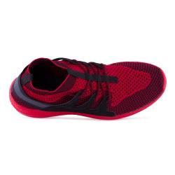Sneakers, Jumex Collection, rosu-negru