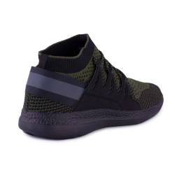 Sneakers, Jumex Collection, verde-negru