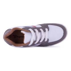 Adidasi 3Degree, pentru copii, alb-gri