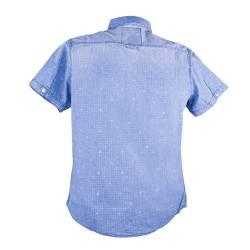 Camasa de barbati albastra