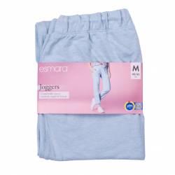 Pantaloni de trening Esmara, albastru-deschis
