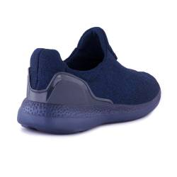 Sneakers, Jumex Collection, bleumarin fara siret