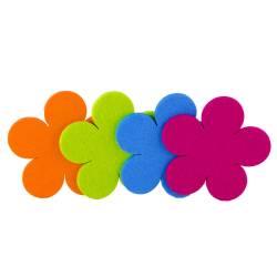 Set flori decorative, multicolor
