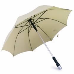 Umbrela cu maner fix, verde-deschis