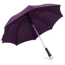 Umbrela cu maner fix, visinie