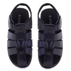 Sandale barbati Moza-x, negre