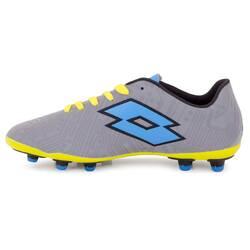 Ghete de fotbal, gri-albastru