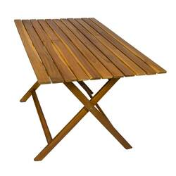 Masa de exterior,Timber Mode, din lemn