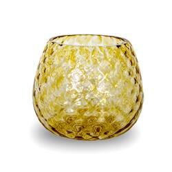 Suport candela din sticla Murano