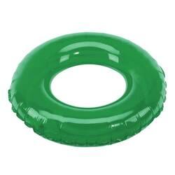 Colac gonflabil verde