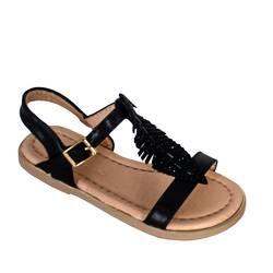 Sandale fetite Doremi, model frunza