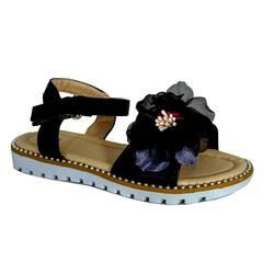 Sandale fetite cu floare