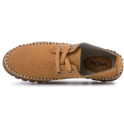 MOCASINI WORLD CAPE OCRU
