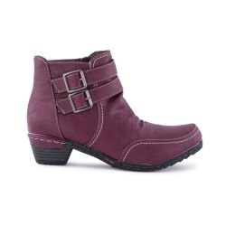 Botine Scandi, bordo