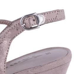 Sandale dama, Tamaris, gri-bej
