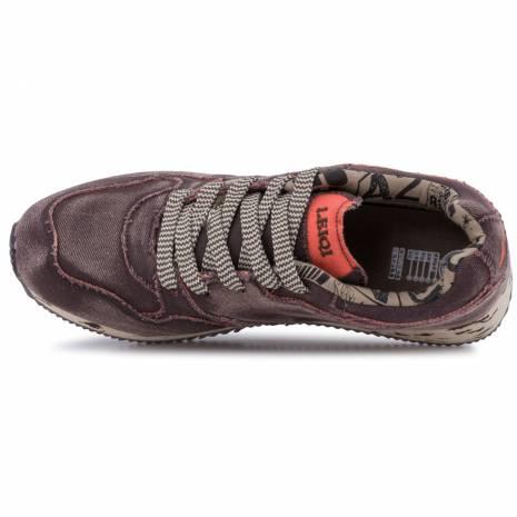 Pantofi sport, Leiqui Sport, maro