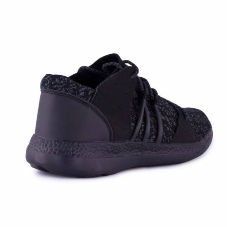 Sneakers, Jumex Collection, negru-gri