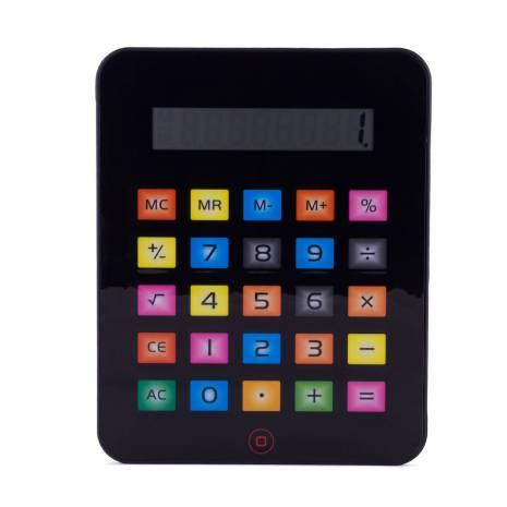 Calculator colorat cu touch screen