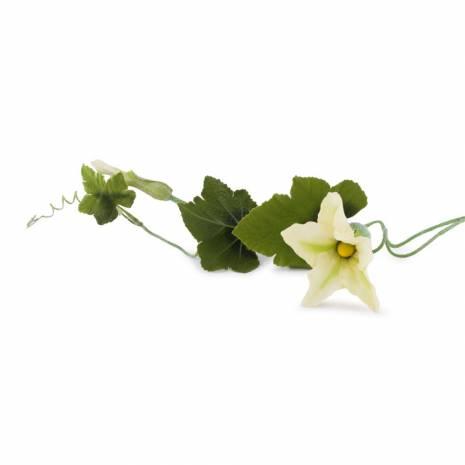Floare de bostan, artificiala