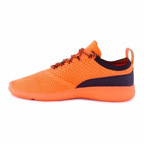 Sneakers, Jumex Collection, portocaliu-negru