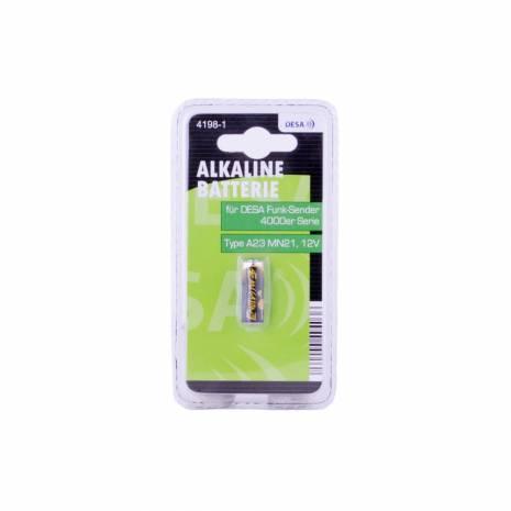 Baterie alcaline Desa, tip A23, MN 21, 12V