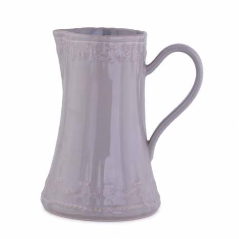   Carafa vintage, din ceramica, gri