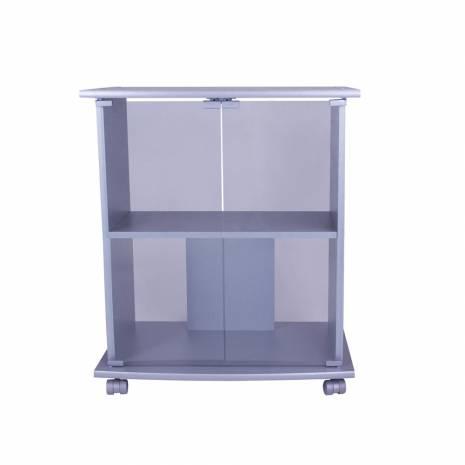 Suport TV EV 604/V, argintiu, 65 x 76 cm