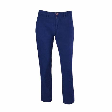 Pantaloni barbati Livergy, albastru inchis