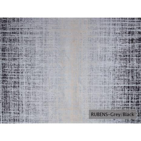 RUBENS-Grey/Bleck
