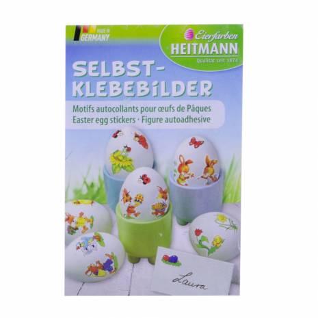 Abtibilduri pentru ouale de Paste, Eierfarben heitmann