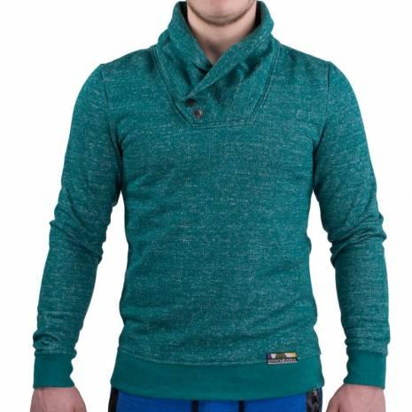 Bluza barbati, STICH&SOUL, verde