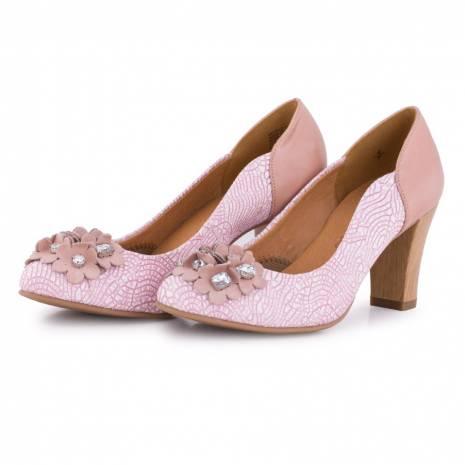pantofi dama roz pal elafor