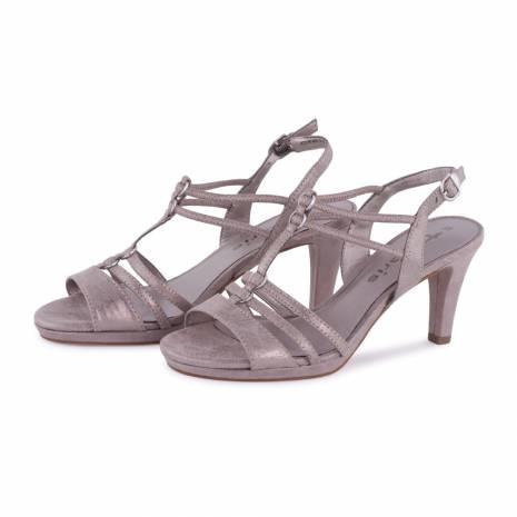 Sandale dama, Tamaris, gri